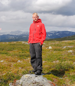 Tommy Eriksson - The North Face Kishtwar Jacket